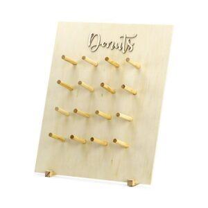 tablica na donuty paczki